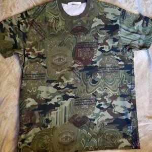 aeb06da4 Brand New Givenchy Camo Print T-shirt
